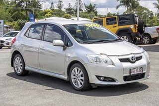 2007 Toyota Corolla ZRE152R Levin SX Silver 4 Speed Automatic Hatchback