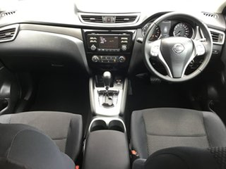2014 Nissan Qashqai J11 ST Silver 1 Speed Constant Variable Wagon