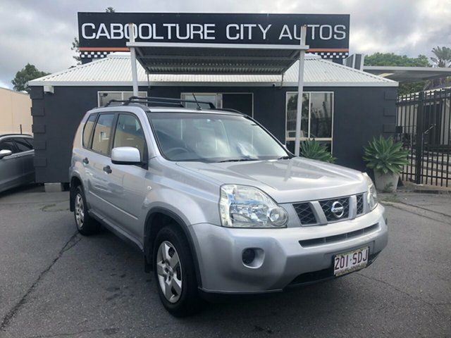 Used Nissan X-Trail T31 MY10 ST (4x4) Morayfield, 2009 Nissan X-Trail T31 MY10 ST (4x4) Silver 6 Speed CVT Auto Sequential Wagon