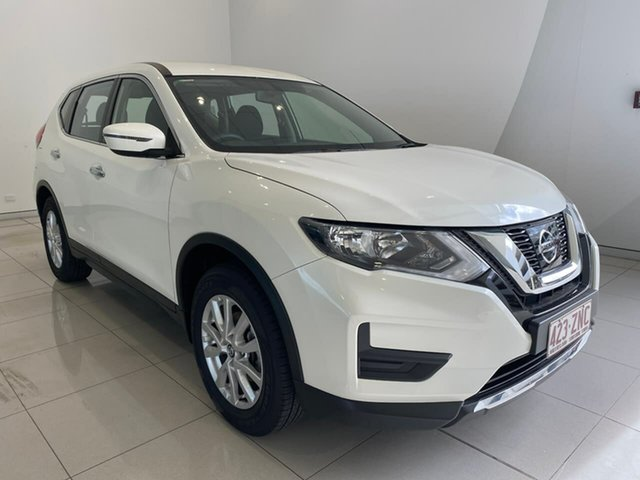 Used Nissan X-Trail T32 Series II ST X-tronic 2WD Aspley, 2019 Nissan X-Trail T32 Series II ST X-tronic 2WD Ivory Pearl 7 Speed Constant Variable Wagon