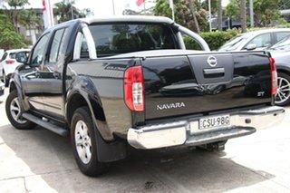 2014 Nissan Navara D40 MY12 ST (4x4) 5 Speed Automatic Dual Cab Pick-up.