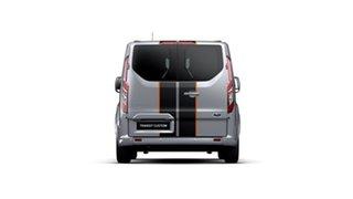 2021 Ford Transit Custom VN 2021.25MY 320L (Low Roof) Sport Moondust Silver 6 Speed Automatic