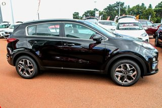 2020 Kia Sportage QL MY21 SX 2WD Black 6 Speed Sports Automatic Wagon