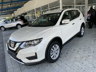 2018 Nissan X-Trail T32 Series 2 ST White Constant Variable Wagon
