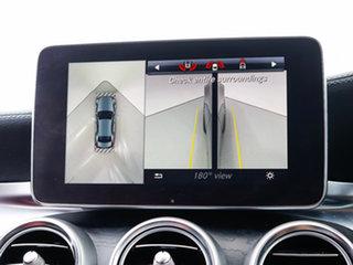 2017 Mercedes-Benz C300 205 MY17.5 Grey 9 Speed Automatic G-Tronic Sedan