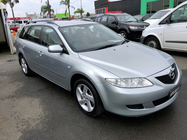 Used Mazda 6 GY Classic Cheltenham, 2004 Mazda 6 GY Classic 4 Speed Auto Activematic Wagon