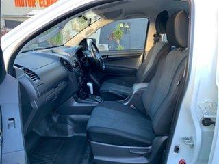 2015 Isuzu D-MAX MY15 SX Space Cab 4x2 High Ride White 5 Speed Sports Automatic Utility
