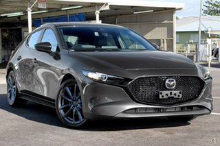 2020 Mazda 3 BP2H7A G20 SKYACTIV-Drive Touring Grey 6 Speed Sports Automatic Hatchback.