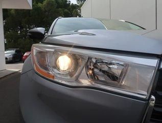 2016 Toyota Kluger GSU50R GXL 2WD Silver 8 Speed Sports Automatic Wagon.