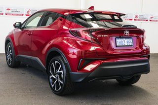 2018 Toyota C-HR NGX10R Update Koba (2WD) Atomic Rush Continuous Variable Wagon.