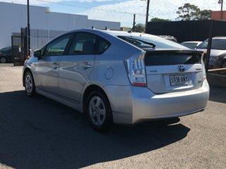 2010 Toyota Prius ZVW30R Silver 1 Speed Constant Variable Liftback Hybrid
