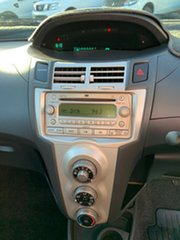 2006 Toyota Yaris NCP90R YR Silver 4 Speed Automatic Hatchback