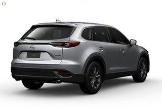 2020 Mazda CX-9 TC Touring SKYACTIV-Drive i-ACTIV AWD Silver 6 Speed Sports Automatic Wagon