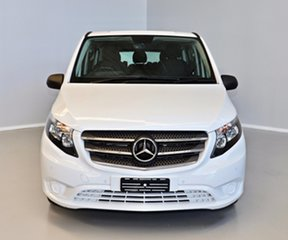 2018 Mercedes-Benz Valente 447 116BlueTEC 7G-Tronic + White 7 Speed Sports Automatic Wagon.