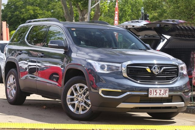 Used Holden Acadia AC MY19 LT 2WD Toowoomba, 2019 Holden Acadia AC MY19 LT 2WD Grey 9 Speed Sports Automatic Wagon