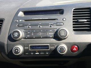 2008 Honda Civic 8th Gen MY08 Hybrid 1 Speed Constant Variable Sedan Hybrid