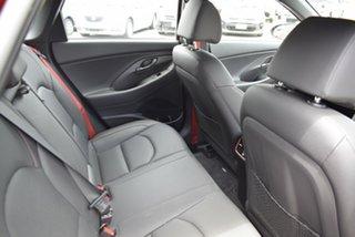2020 Hyundai i30 PD.3 MY20 N Line D-CT Lava Orange 7 Speed Sports Automatic Dual Clutch Hatchback