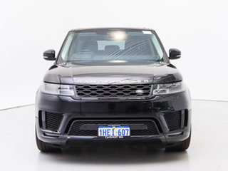 2018 Land Rover Range Rover LW MY18 Sport SDV6 SE (225kW) Black 8 Speed Automatic Wagon.