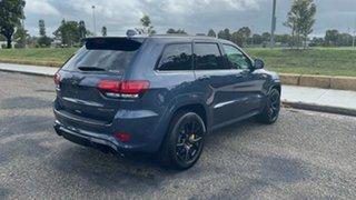 2020 Jeep Grand Cherokee WK MY20 Trackhawk Slate Blue (peal) 8 Speed Sports Automatic Wagon