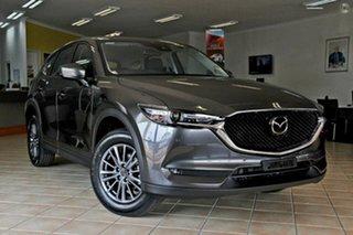 2020 Mazda CX-5 KF4WLA Touring SKYACTIV-Drive i-ACTIV AWD Grey 6 Speed Sports Automatic Wagon.