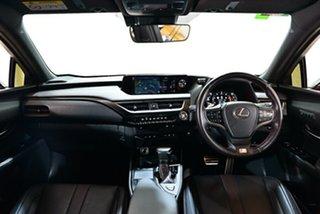 2018 Lexus UX MZAA10R UX200 2WD Sport Luxury Orange 1 Speed Constant Variable Hatchback