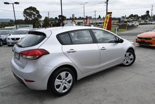 2013 Kia Cerato YD MY14 S Silver 6 Speed Sports Automatic Hatchback