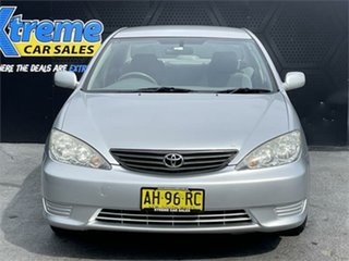 2005 Toyota Camry MCV36R MY06 Altise Limited Silver 4 Speed Automatic Sedan.