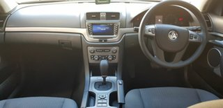 2011 Holden Commodore VE II MY12 Omega Silver 6 Speed Automatic Sedan