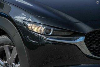 2020 Mazda CX-30 DM2W7A G20 SKYACTIV-Drive Evolve Black 6 Speed Sports Automatic Wagon.