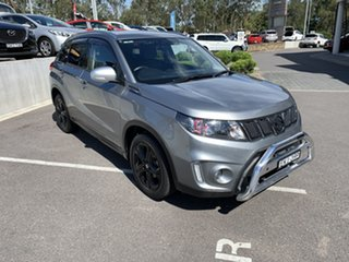 2016 Suzuki Vitara LY S Turbo 2WD Galactic Grey 6 Speed Sports Automatic Wagon.