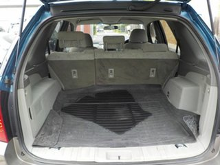 2006 Ford Territory SY SR (RWD) Blue 4 Speed Auto Seq Sportshift Wagon