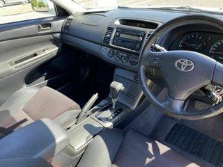 2005 Toyota Camry MCV36R 06 Upgrade Altise Sport White 4 Speed Automatic Sedan