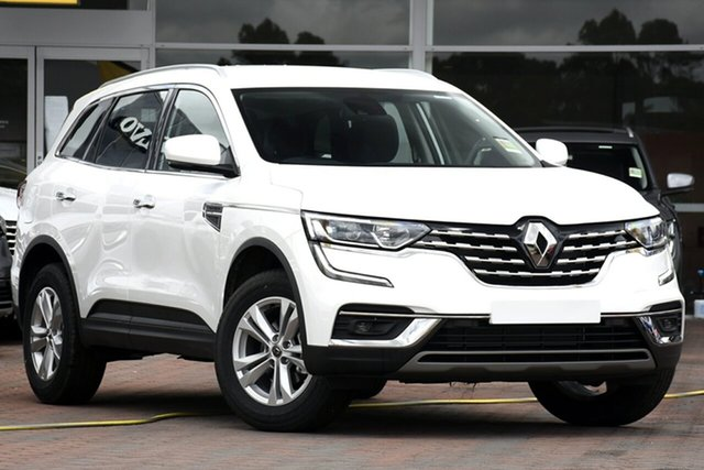 New Renault Koleos HZG MY21 Life X-tronic Nailsworth, 2021 Renault Koleos HZG MY21 Life X-tronic Universal White 1 Speed Constant Variable Wagon
