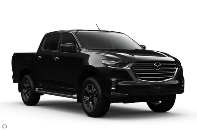 New Mazda BT-50 TFS40J XTR Waitara, 2020 Mazda BT-50 TFS40J XTR Black 6 Speed Sports Automatic Utility
