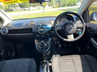 2008 Mazda 2 DE10Y1 Neo Black 5 Speed Manual Hatchback