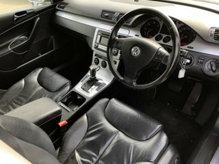 2008 Volkswagen Passat 3C MY09 Upgrade 125 TDI Silver 6 Speed Direct Shift Wagon
