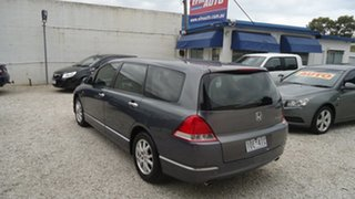 2005 Honda Odyssey 3rd Gen Luxury Mauve 5 Speed Sports Automatic Wagon.