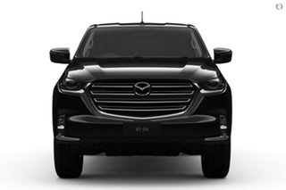 2020 Mazda BT-50 TFS40J XTR Black 6 Speed Manual Utility.