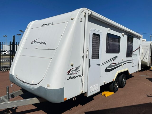 Used Jayco Sterling St James, 2010 Jayco Sterling Caravan