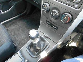2010 Toyota Corolla ZRE152R MY10 Ascent 6 Speed Manual Sedan