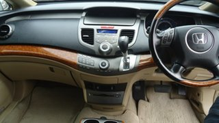 2005 Honda Odyssey 3rd Gen Luxury Mauve 5 Speed Sports Automatic Wagon