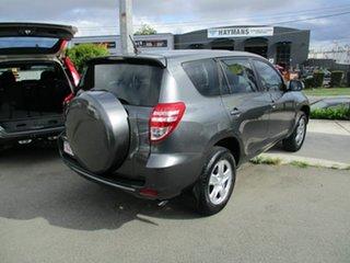 2010 Toyota RAV4 CV 2WD Grey 4 Speed Automatic Wagon.