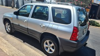 2005 Mazda Tribute Limited Sport Silver 4 Speed Automatic Wagon