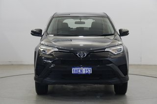 2016 Toyota RAV4 ZSA42R GX 2WD Brown 7 Speed Constant Variable Wagon.