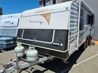 2006 Concept Ascot Caravan.