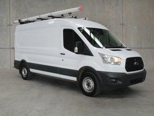 2015 Ford Transit VO 350L (Mid Roof) White 6 speed Manual Van.