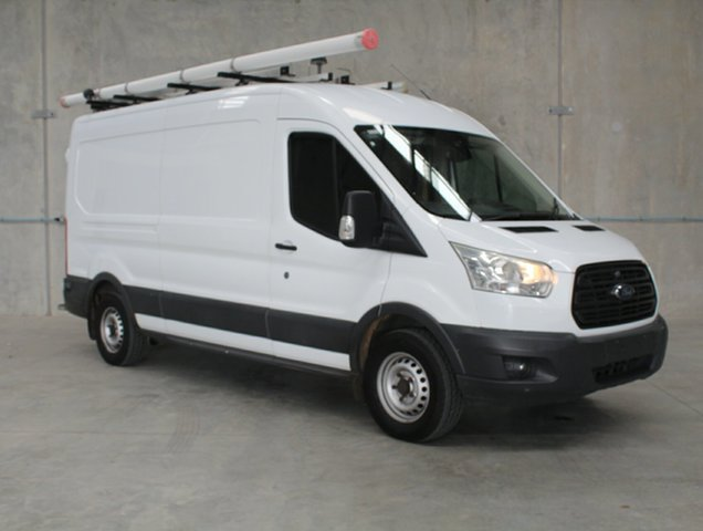 Used Ford Transit VO 350L (Mid Roof) Caloundra, 2015 Ford Transit VO 350L (Mid Roof) White 6 speed Manual Van