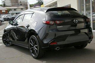 1220 Mazda 3 BP2HLA G25 SKYACTIV-Drive Astina Black 6 Speed Sports Automatic Hatchback.