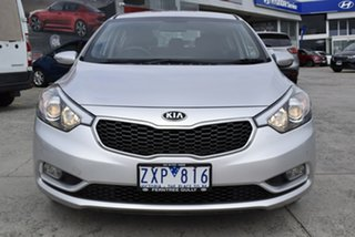 2013 Kia Cerato YD MY14 S Silver 6 Speed Sports Automatic Hatchback.