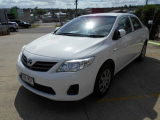 2010 Toyota Corolla ZRE152R MY10 Ascent 6 Speed Manual Sedan